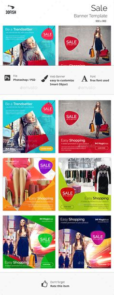 Sale Banner Template #design Download: http://graphicriver.net/item/sale-banner/12268490?ref=ksioks