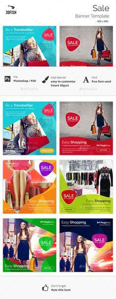 Sale Banner Template #design Download: http://graphicriver.net/item/sale-banner/12268490?ref=ksioks