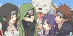 from the story EL AMOR PASA AL TIEMPO by with 281 reads. Hola bueno kiba y shino es. Hinata Hyuga, Naruhina, Naruto Shippuden, Sasuke Sakura, Team 8, Naruto Teams, Gifs, Naruto Anime, Naruto Series