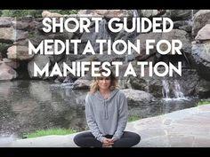 Five Minute Meditation for Manifestation - YouTube