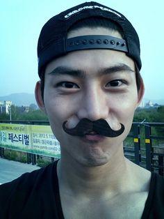 Taecyeon....cutie