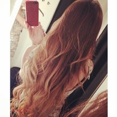Super Long Hair in Different Colors with Great Length Hair Extensions this Autumn long hairstyles in ombre$highlights for summer looks Join Our Instagram with @VP Fashion or #vpfashion.