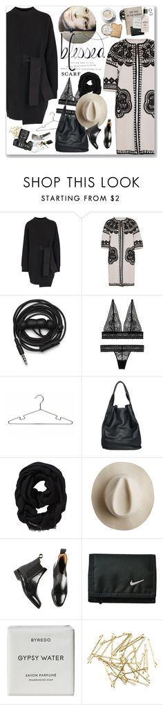 """Impossible, James Arthur"" by blendasantos ❤ liked on Polyvore featuring Proenza Schouler, Naeem Khan, Urbanears, La Perla, christopher. kon, Old Navy, Artesano, Loake, Byredo and Hollister Co."
