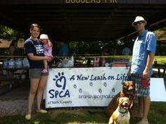 At the York County SPCA Bully Bash/Pet Fest!