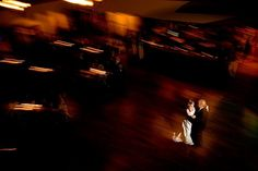 WPJA 2010 Q2 Contest - RECEPTION - 1st Place - Photo By: Scott Juarez from Northern Texas, United States  Judges Comments:  Great use of ambient and strobe lighting combined with slow shutter made dance photograph memorable. Just enough panning to create elegant, feel of dance while isolating the couple to capture the dreamy mood of the evening.  More photos/info at http://www.WPJA.com/