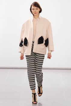 Issa   Fall 2014 Ready-to-Wear Collection   Style.com #LFW #LFW2014