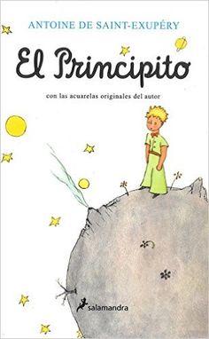 Descargar El Principito de Antoine De Saint Exupery PDF, ePub, Kindle, eBook, El Principito PDF