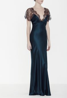 AW14 Lingerie - Jenny Packham - Lingerie, Sleepwear & Loungewear - http://amzn.to/2ieOApL