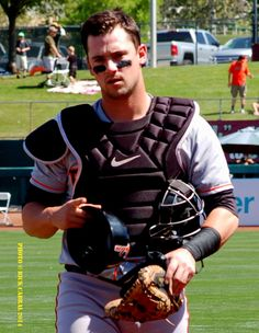 Andrew Susac - S.F. Giants Catcher. Hometown hero from Roseville, Ca. So proud of him!!