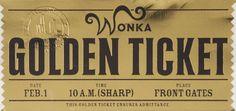 Golden Ticket front