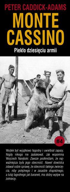 """Peter Caddick-Adams, """"Monte Cassino. Piekło dziesięciu armii"""". Na taką historię bitwy o Monte Cassino świat czekał siedemdziesiąt lat. #PeterCaddickAdams #MonteCassino #Znak #historia #HistoriaPolski #2WojnaSwiatowa #WojciechNarebski #walka #heroizm #NiedzwiedzWojtek #bohaterstwo #ArmiaAndersa #WladyslawAnders #4BatalionStrzelcowKarpackich #BitwaPodMonteCassino #alianci #KampaniaWloska #SzturmNaMonteCassino #2KorpusPolski #12PulkUlanowPodolskich #walka #ZooEdynburg"""
