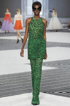 Giambattista Valli Fall 2015 Couture Runway