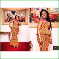 africanweddings traditionalweddings africanfashion kente weddingsonpoint