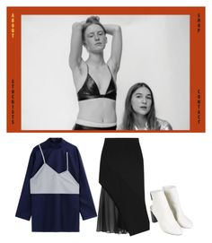 """""""Brains"""" by nzdakota ❤ liked on Polyvore featuring Jacquemus, Givenchy and Topshop"""
