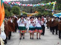 Carnaval Huancavelicano.