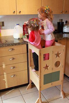 kitchen-helper-2 by Cascadian Farm, via Flickr