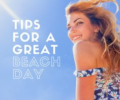 Tips for a great beach day in San Diego