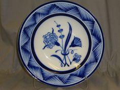 Cobalt Blue Plates flow by johnajunge Kitchenware, Tableware, Uppsala, Blue And White China, Blue Plates, Marimekko, Cobalt Blue, 1930s, Scandinavian