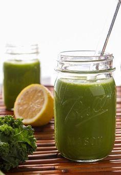 Monstruo verde para encarrilarte nuevamente | 28 desayunos fáciles y saludables que puedes comer sobre la marcha