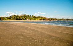 Ursprünglicher Strand von Santa Catalina © Isabella Falter #Mittelamerika Panama, Beach, Water, Outdoor, Central America, Caribbean, Mexico, Adventure, Gripe Water