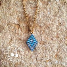 Tutoriel : Tissage brick stitch - Level 2 - Alice Balice