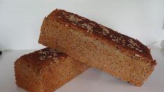 Bage-bloggen: Rugbrød med solsikkekerner