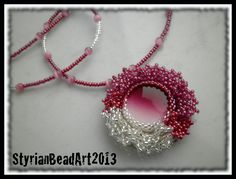 #beadwork StyrianBeadArt: Rüscheliges!