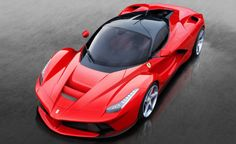 2016 Ferrari LaFerrari Info Specs News