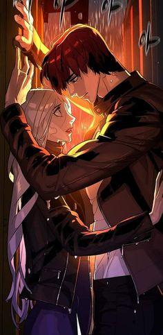 Manga Couple, Anime Couples Manga, Manga Anime, Garçon Anime Hot, Anime Love, Animes Yandere, Fanarts Anime, Vampires, Castlevania Anime