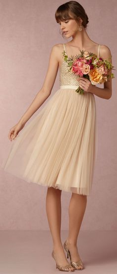 Just beautiful #Bridesmaiddress