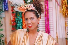 Ideias de maquiagem fácil e barata pra pisar muito nesse Carnaval - Modices