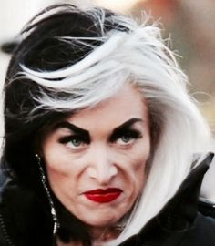 Cruella Once Upon a Time