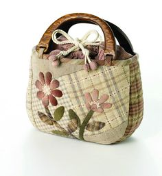 Japanese Quilted Bag