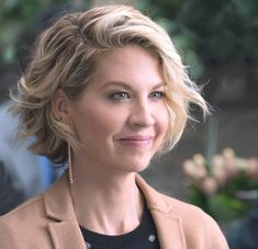 Short Haired Babe Of The Week Aug 20th : Jenna Elfman Welcome Back, Last  week · Jenna Elfman2014 HairstylesShort ...