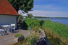 Cafe på Vaxholms hembygdsgård