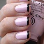 Classy/Girly pink nailpolish