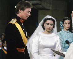 El romántico enlace de los grandes duques Enrique y María Teresa de Luxemburgo #royals #luxembourg #wedding