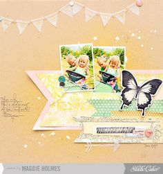 Happy Day by maggie holmes at Studio Calico Dec Kit