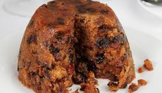 Old Fashioned Christmas Pudding Newfoundland Recipe. Cookbook of Traditional Newfoundland Meals by Newfoundland.ws
