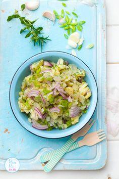 Veg Dishes, Side Dishes, Chicken Bryan, Vegetarian Recipes, Healthy Recipes, Italian Recipes, Potato Salad, Food Porn, Good Food