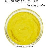 The best DIY projects & DIY ideas and tutorials: sewing, paper craft, DIY. DIY Skin Care Recipes : turmeric eye cream for dark circles and fine lines -Read Beauty Care, Beauty Hacks, Diy Beauty, Beauty Solutions, Turmeric Face Mask, Turmeric Facial, Eye Cream For Dark Circles, Hygiene, Homemade Beauty Products