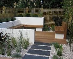 Garden In Small Yard Small Garden Design And Layout Tips Usually Are Hard To Find A Small . garden designModern Garden In Small Yard Small Garden Design And Layout Tips Usually Are Hard To Find A Small . Contemporary Garden Design, Small Garden Design, Garden Landscape Design, Yard Design, Contemporary Landscape, Modern Design, House Design, Design Cour, Terrasse Design
