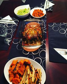 Thanksgiving dinner is served! Menu on my blog:  21 day fix extreme  day one  thanksgiving edition style | I Got This http://ift.tt/1PbZ0Ef by halistic_gets_fit