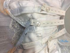 Classical ballet tutu. Bodice. Made by Helen Shawsmith. Helss