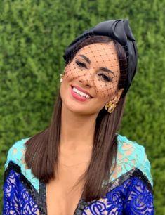 Finalizar compra – Nana Golmar Fascinator Headband, Fascinators, Headpieces, Fashion Accessories, Hair Accessories, Satin Roses, Headband Styles, Colored Wedding Dresses, Hair Jewelry
