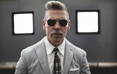 NICK WOOSTER-The most awesome man in fashion