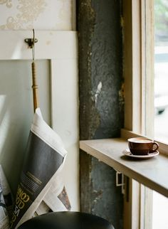 Coffee shop solitary