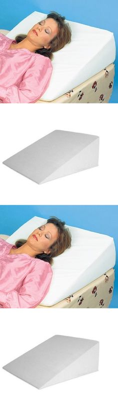 wedges and bed positioners foam wedge pillow support sleep pillow acid reflux neck