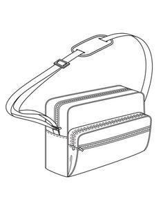 Shoulder Bag Pattern - free