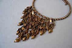 Vintage Afghan Necklace